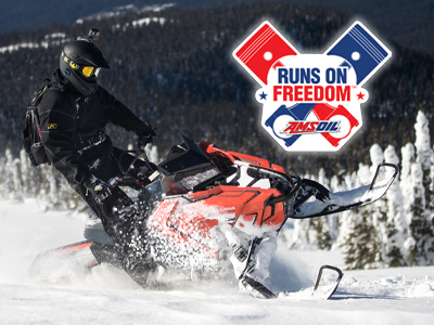 We're so confident in our two-stroke snowmobile oil that we'll cover any repair to an oil-lubricated engine part in the unlikely event of an engine failure.