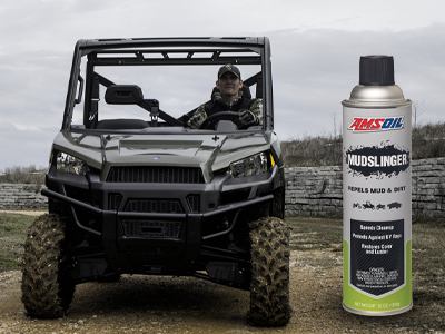 Keep Things Clean With Mudslinger