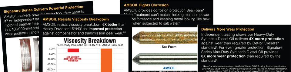 How Does AMSOIL Stack Up?